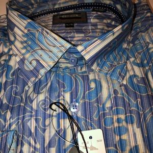 Cotton Reel Men's Dress Shirt